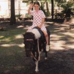 Kucyk Basia - Stare Zoo Poznań '98